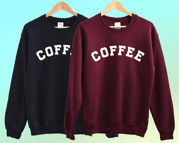 COFFEE (THICK SWEATER)