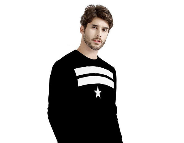 Ew David Stripe Star (THICK SWEATER)