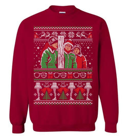 A Christmas Story (Thick Sweater) Cute Ugly Christmas Sweater