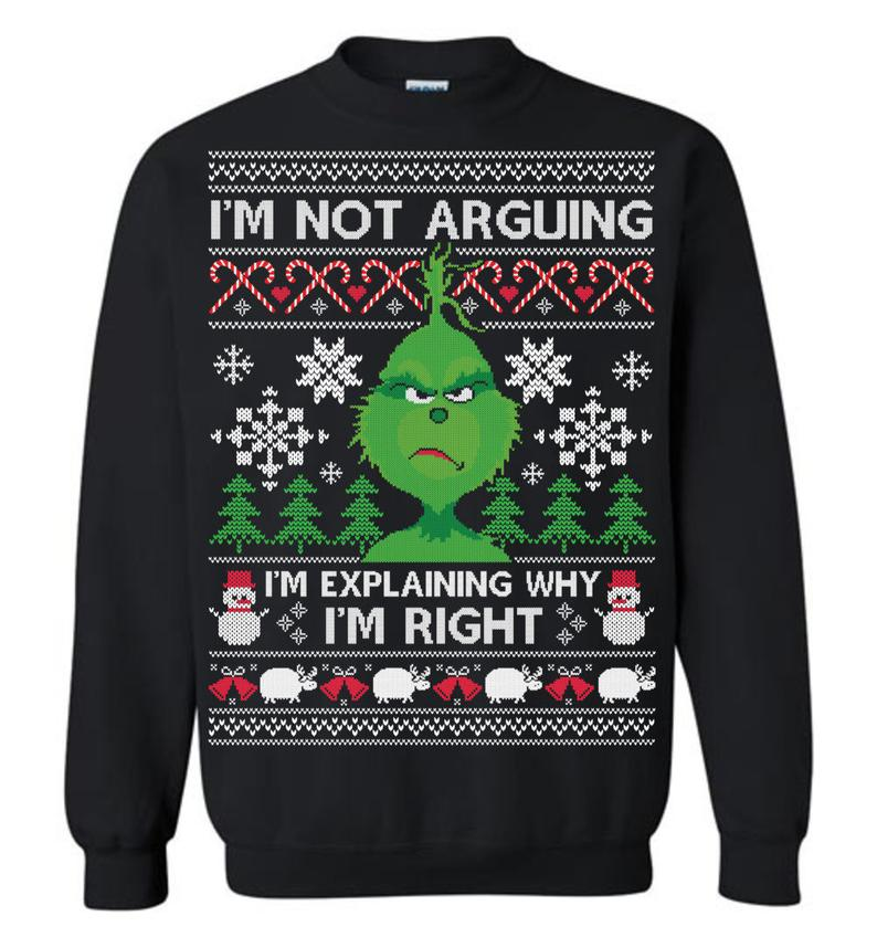 Grinch (LONG SLEEVE TEE)