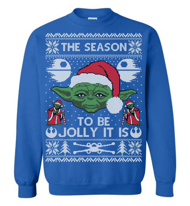 Jolly It Is (THICK SWEATER)