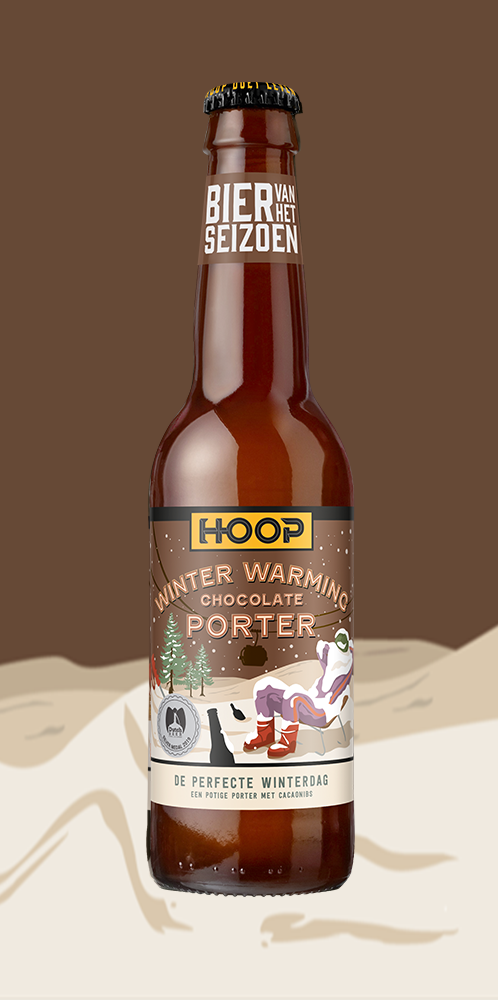 Winter Warming Chocolate Porter