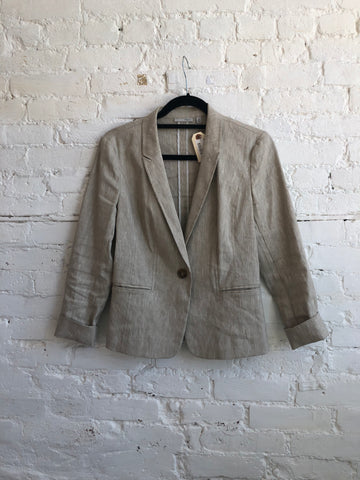Light Weight Linen Blazer