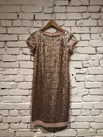 Vince Camuto Champage Party Dress