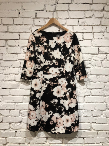 Vince Camuto Floral Tea Dress