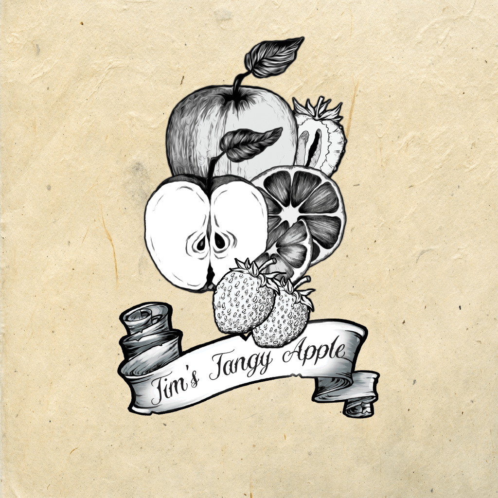 Tim's Tangy Apple