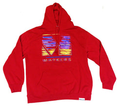 MAYKERS Most Don't See Hoodie Red