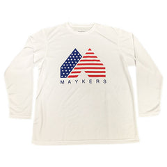 "Maykers ""America"" Performance Long Sleeve"