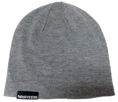 MAYKERS Slouch Beanie Heather