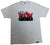 Wes Kain Mafia x MAYKERS Collab Tee Heather