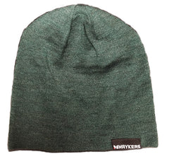 MAYKERS Slouch Beanie Green