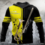 Alto trombone music 3d hoodie shirt for men and women HAC10