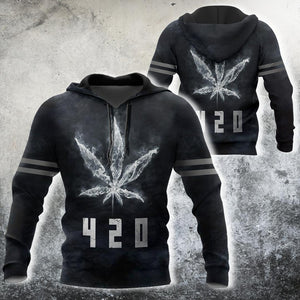 420 Limited by SUN 3D All Over Printed Hoodie Shirt SU27