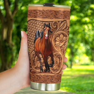 Horse Lovers Tumbler