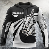 Bagpipes music 3d hoodie shirt for men and women HGAC21121