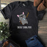 Frenchie Bulldog Love You T-shirt 3