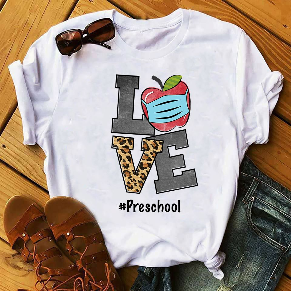 Love PreSchool T-Shirt