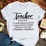 Teacher Defination T-Shirt