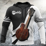 Mandolin music 3d hoodie shirt for men and women HG HAC25121