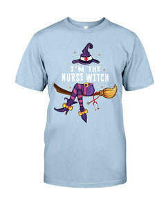 I'm The Nurse Witch T-Shirt