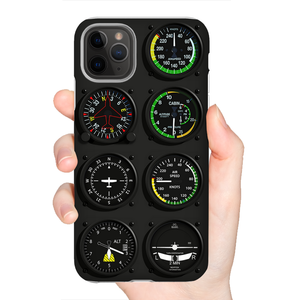 Pilot Lovers Silicone Phone Case