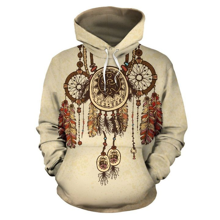 NATIVE AMERICAN  HOODIE ULTRA SOFT AND WARM
