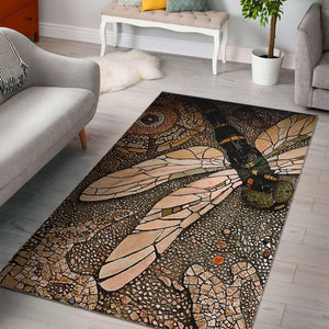 Mosaic Dragonfly Rugs MP585
