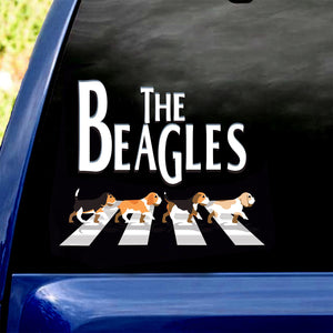 The Beagles - Dog Sticker