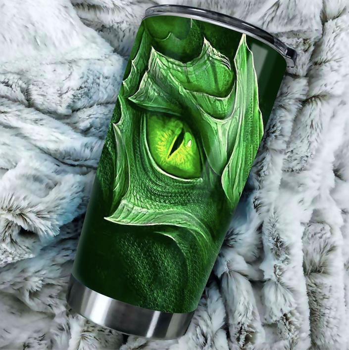 Mysterious Dragon Eye Tumbler 4