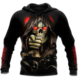 Skull I'm Not The Hero You Wanted 3D All Over Printed Hoodie VP12