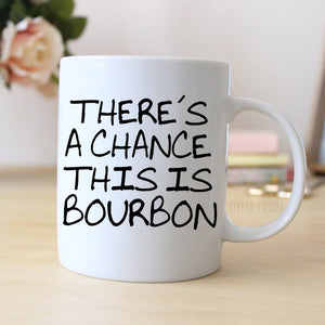 There's A Chance This Is Bourbon