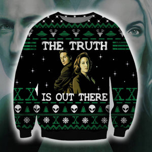 The Truth Is Out There Ugly Sweater