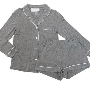 Bamboo Grey Sleep Set
