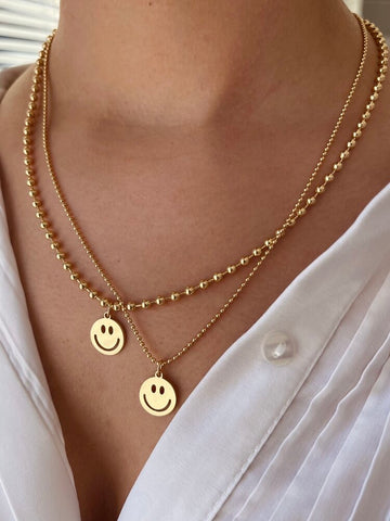 ALV Smile Necklace