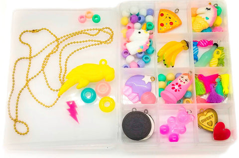 DIY Charm & Jewelry Kit