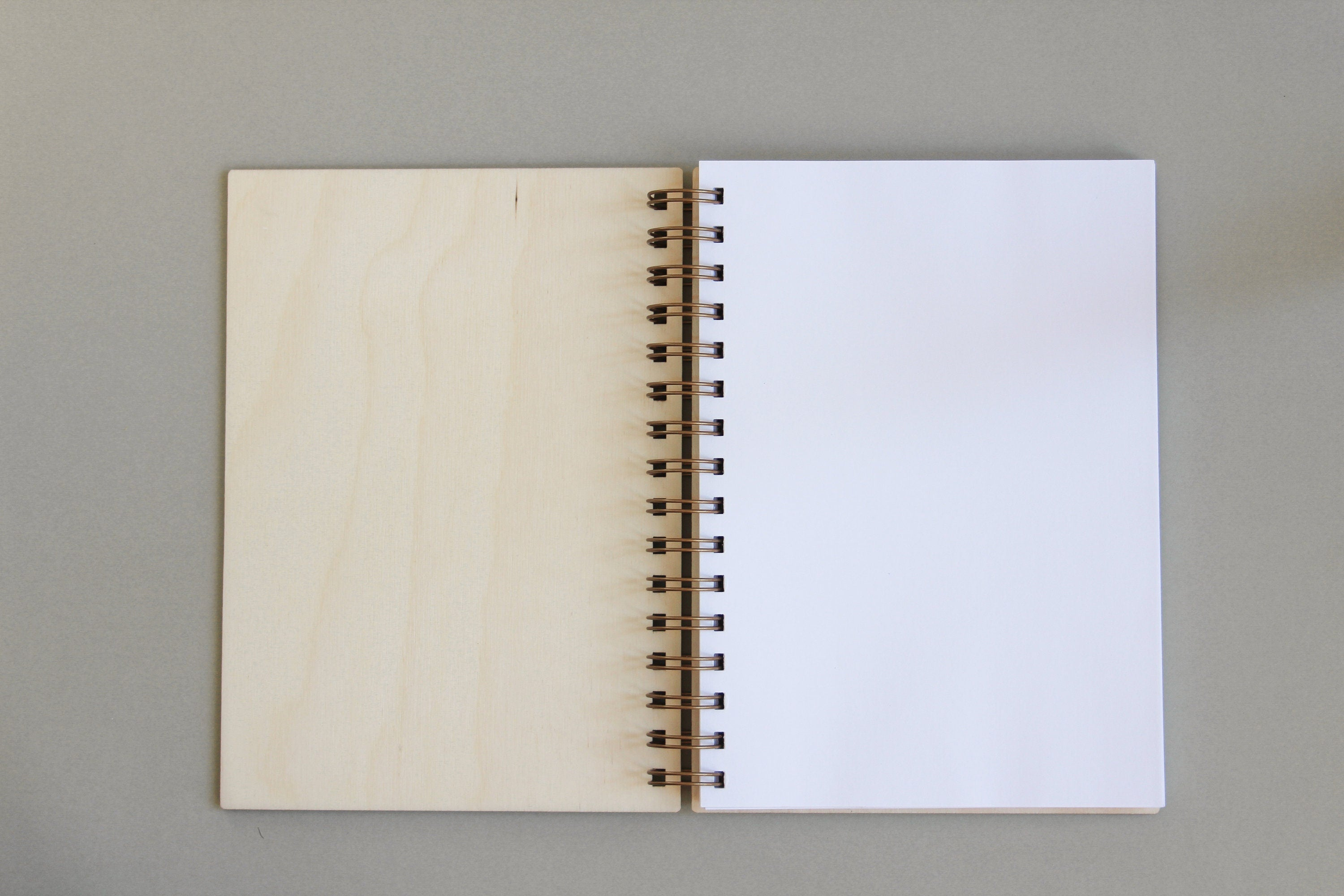 fira-site - Personalised Wooden Recipe Book