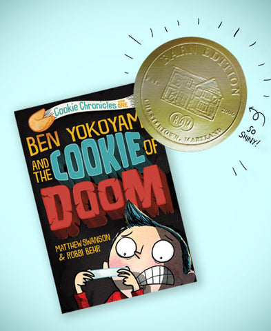 Ben Yokoyama and the Cookie of Doom - Barn Edition