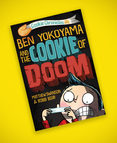Ben Yokoyama and the Cookie of Doom