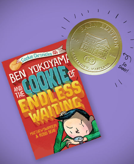 Ben Yokoyama and the Cookie of Endless Waiting - Barn Edition