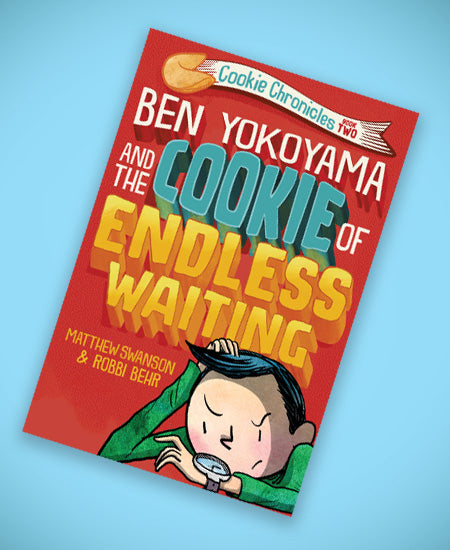 Ben Yokoyama and the Cookie of Endless Waiting