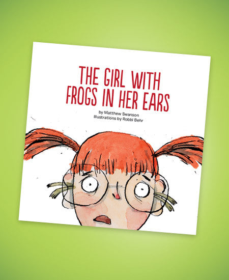 The Girl With Frogs in Her Ears
