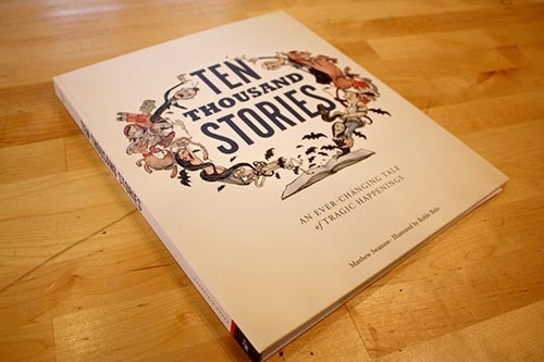 Ten Thousand Stories - Chronicle Books edition