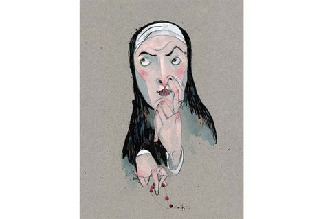 """Mother Superior"" Print"