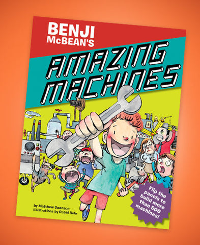 Benji McBean's Amazing Machines