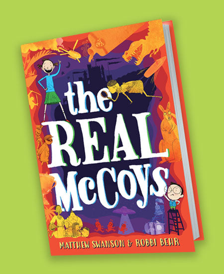 The Real McCoys - hardcover