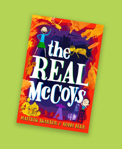 The Real McCoys (PRE-ORDER)