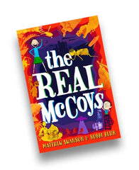 The Real McCoys - softcover