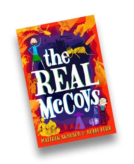 The Real McCoys - Discounted Softcover