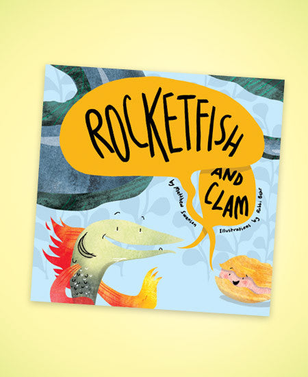 Rocketfish and Clam