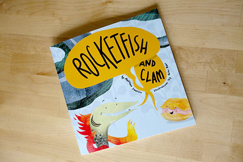 Rocketfish and Clam cover